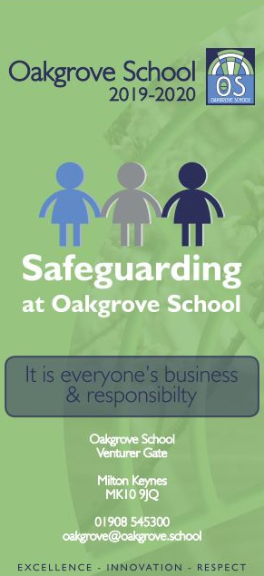 Safeguarding leaflet - secondary