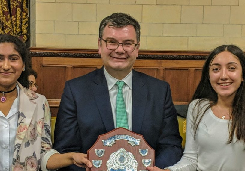 MK Schools Parliamentary Debating Competition Win2