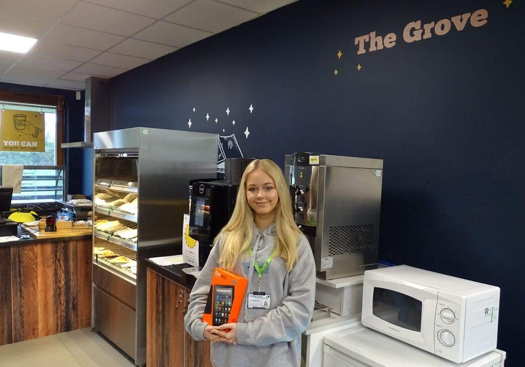 The Grove Cafe winner1