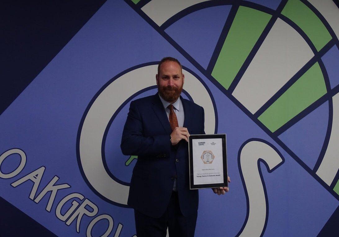 Young Carers Award - Oakgrove School